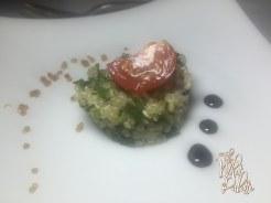 Quinoa Amuse Bouche