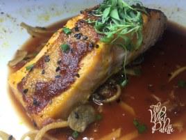 Anchiote BBQ Salmon