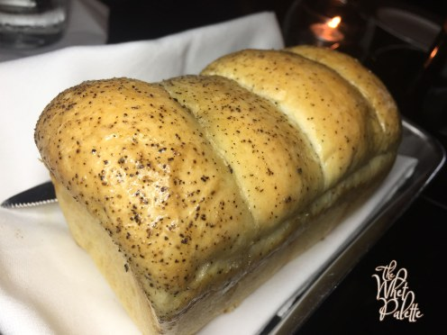 Truffle Infused Parker House Rolls