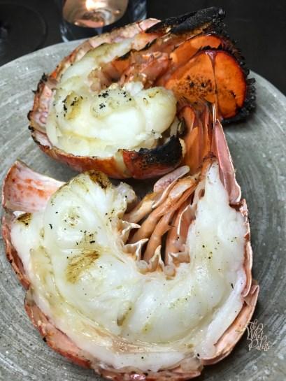 Robatayaki Lobster Tail ($12)