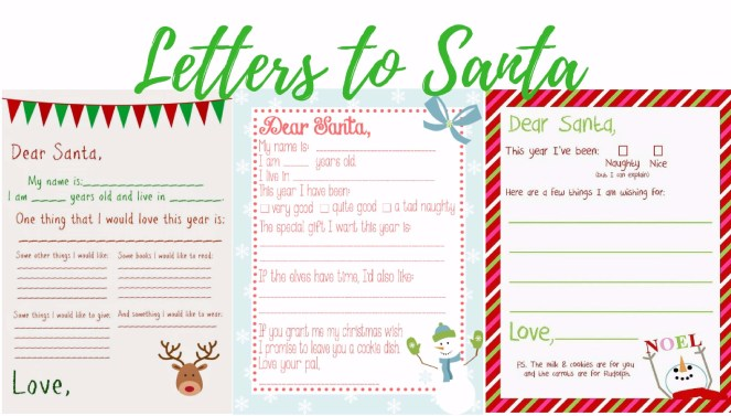 letters to sant