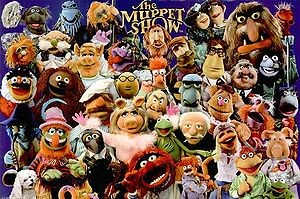 The Muppet Show poster