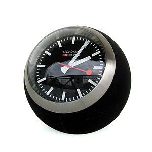 Mondaine clock, model 30335