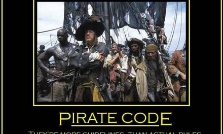 My return policy is like the pirate code. Really more like a guideline then an actual set of rules.