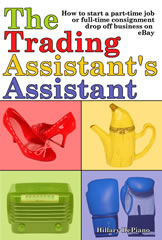 What does the end of eBay's Trading Assistant program mean for my eBay consignment book?