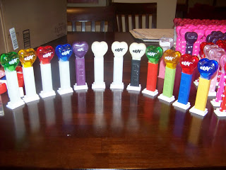 eBay Pez dispensers