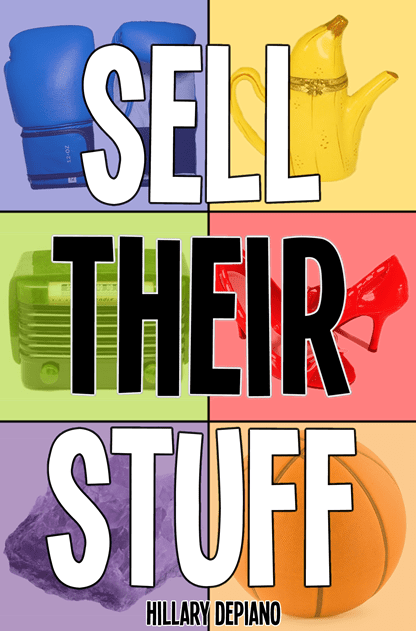 Sell Their Stuff coming November 1st, 2014, now available for pre-order