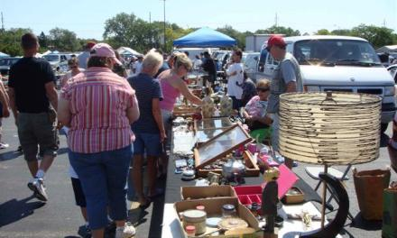 Flea markets, conventions, local stores and other offline selling opportunities