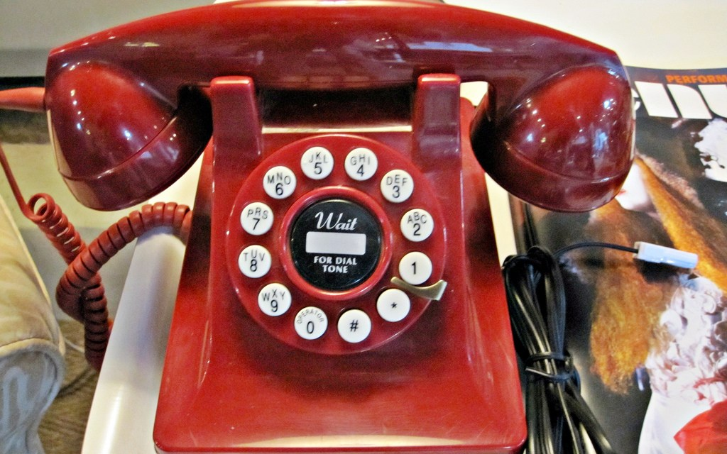 Designate a business phone line for more professional client contact