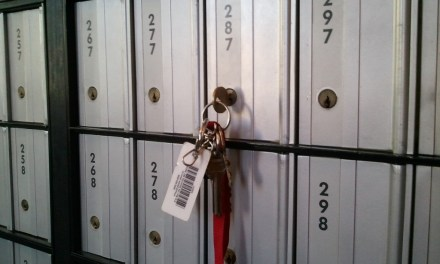 The benefits of having a PO Box or other Locked Mailbox for your business