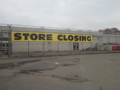 store closed photo