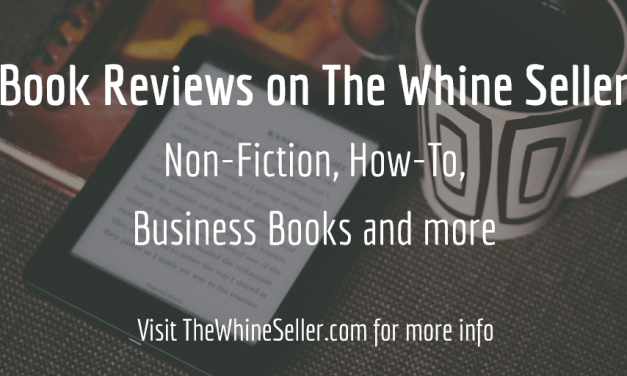 Non-Fiction Book Reviews on The Whine Seller