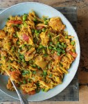 Cabbage Peas Nu Shaak | Patta Gobi Aloo Sabzi