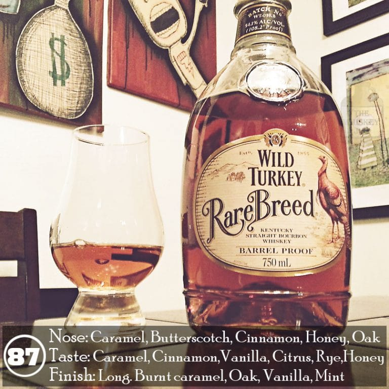 Wild turkey review