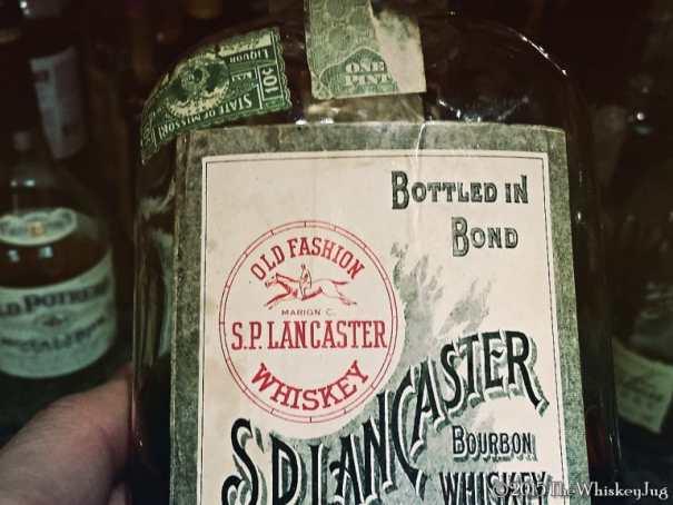 dating whisky bottles