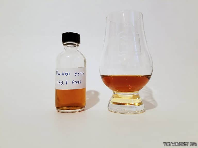 booker s 25th anniversary bourbon review the whiskey jug