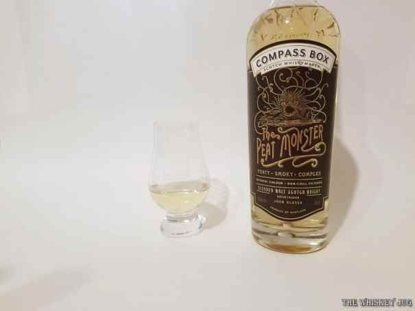 Compass Box The Peat Monster Color
