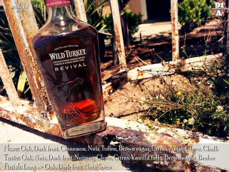 Wild Turkey Master's Keep Revival Review