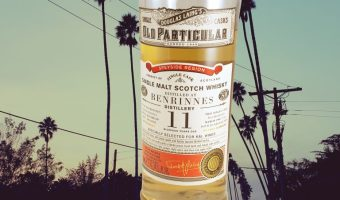 2007 Old Particular Benrinnes 11 Years