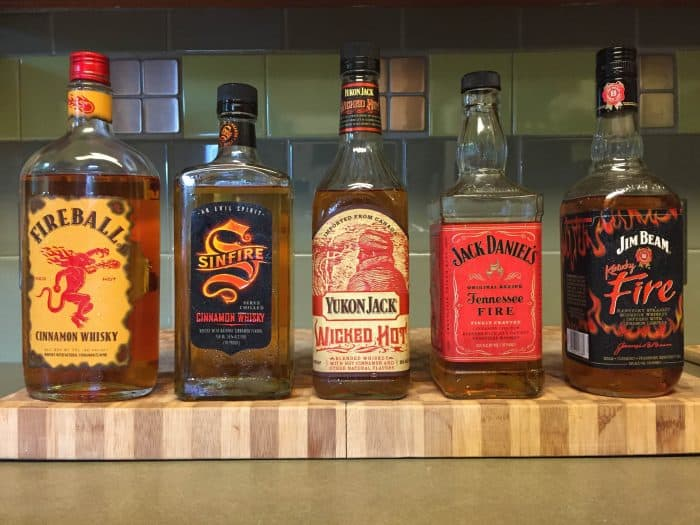 Blowing Up Fireball: Cinnamon Whiskey Review Round Up