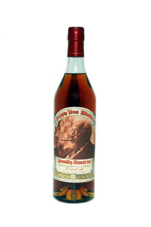 Whiskey Review: Pappy Van Winkle 20 Year Old