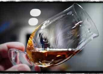 Mindful whiskey tasting