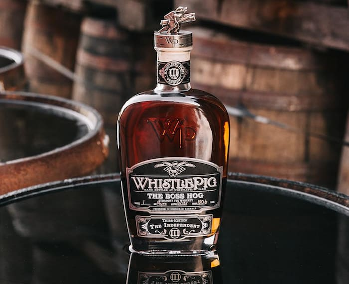 "Whiskey Review: 2016 WhistlePig The Boss Hog ""The Independent"""
