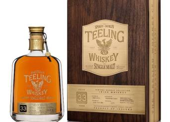 Teeling Whiskey 33-Year-Old