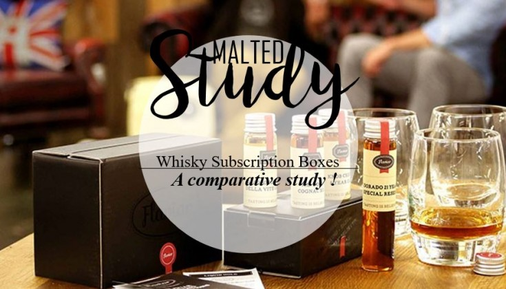 Whisky Subscription Boxes A Comparative Study The Whisky Lady