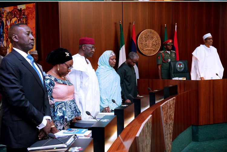 Osinbajo Confess to Approving N640 billion JV Financing Contracts For NNPC