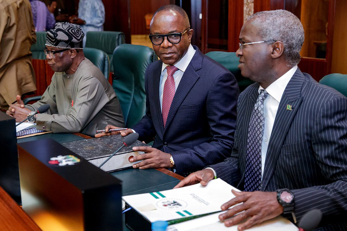 $25bn NNPC scam: Osinbajo says he signed the contracts
