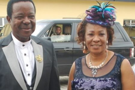 King Sunny Ade's Wife Dragged To Court Over N45m Unpaid Debt – The Whistler  Nigeria