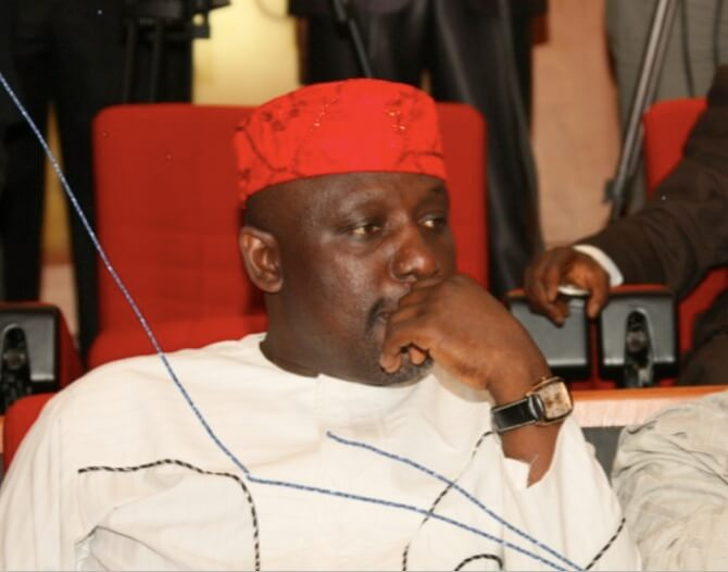 Image result for We are investigating Okorocha, says Magu