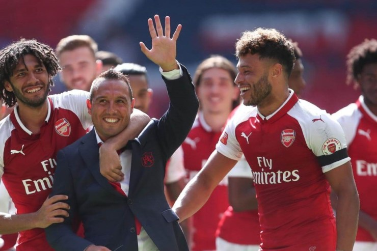 Image result for santi cazorla