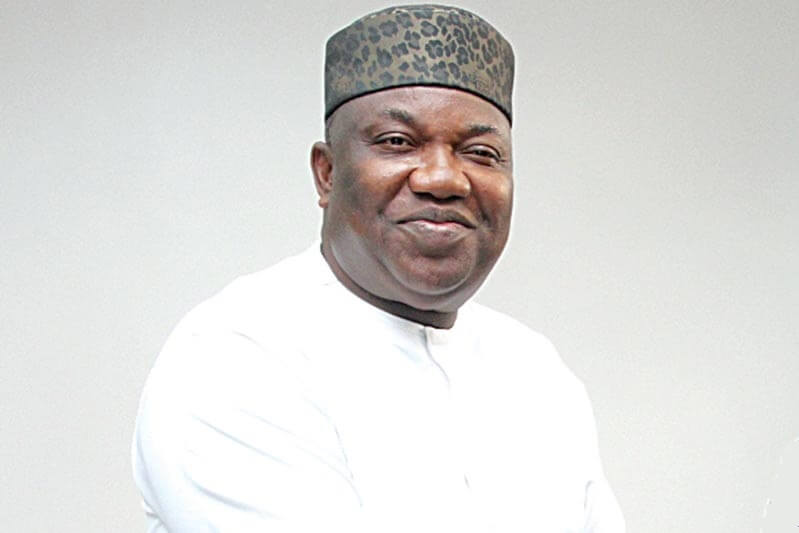 Following A Rave Of False Report That Gov. Ifeanyi Ugwuanyi Of Enugu State Hosted A Lavish Birthday Party Amidst The Covid 19 Pandemic, A Legislator Has Debunked The Report. Mr Chima Obieze, Representing Eziagu Constituency In Enugu State House Of Assembly, Stated On Friday That That There