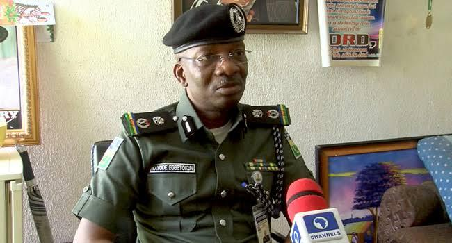 Image result for Bola Tinubu's ex-CSO, Kayode Egbetokun, appointed acting Lagos commissioner of police