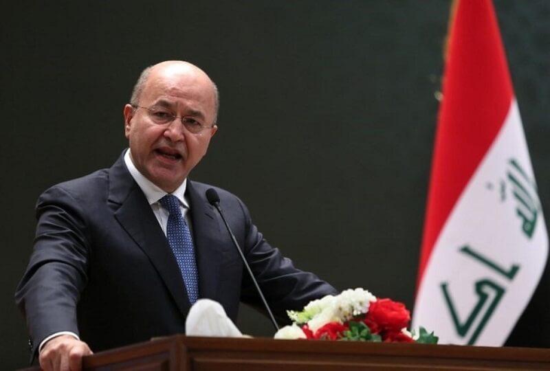 President Barham Salih