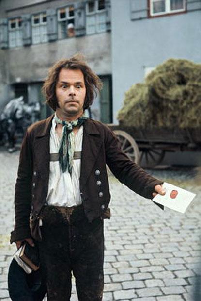 Bruno S. as Kaspar Hauser