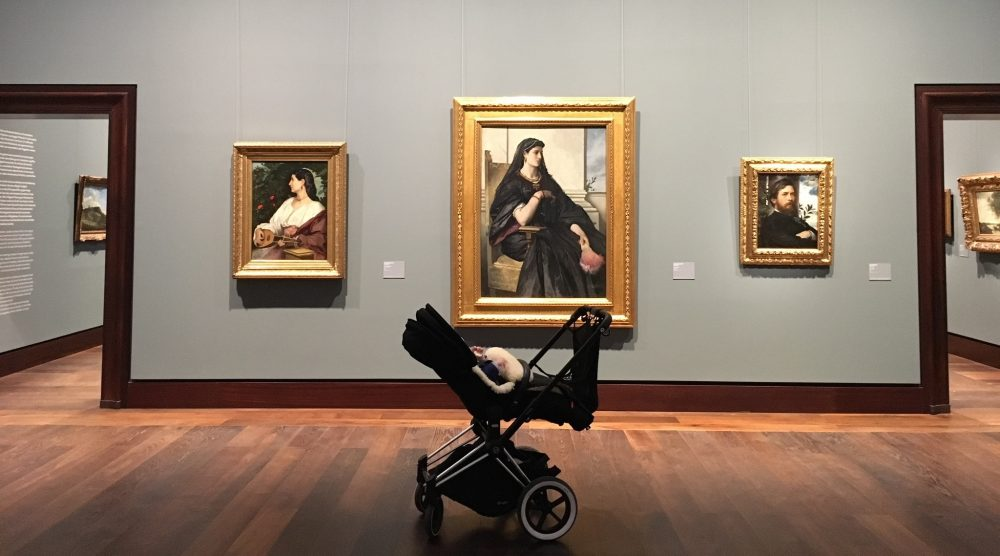 Vater Mutter Kunst - die etwas andere Krabbelgruppe