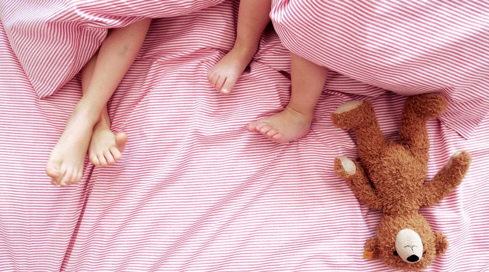 Unser neues Geschwisterbett – schöner schlafen!