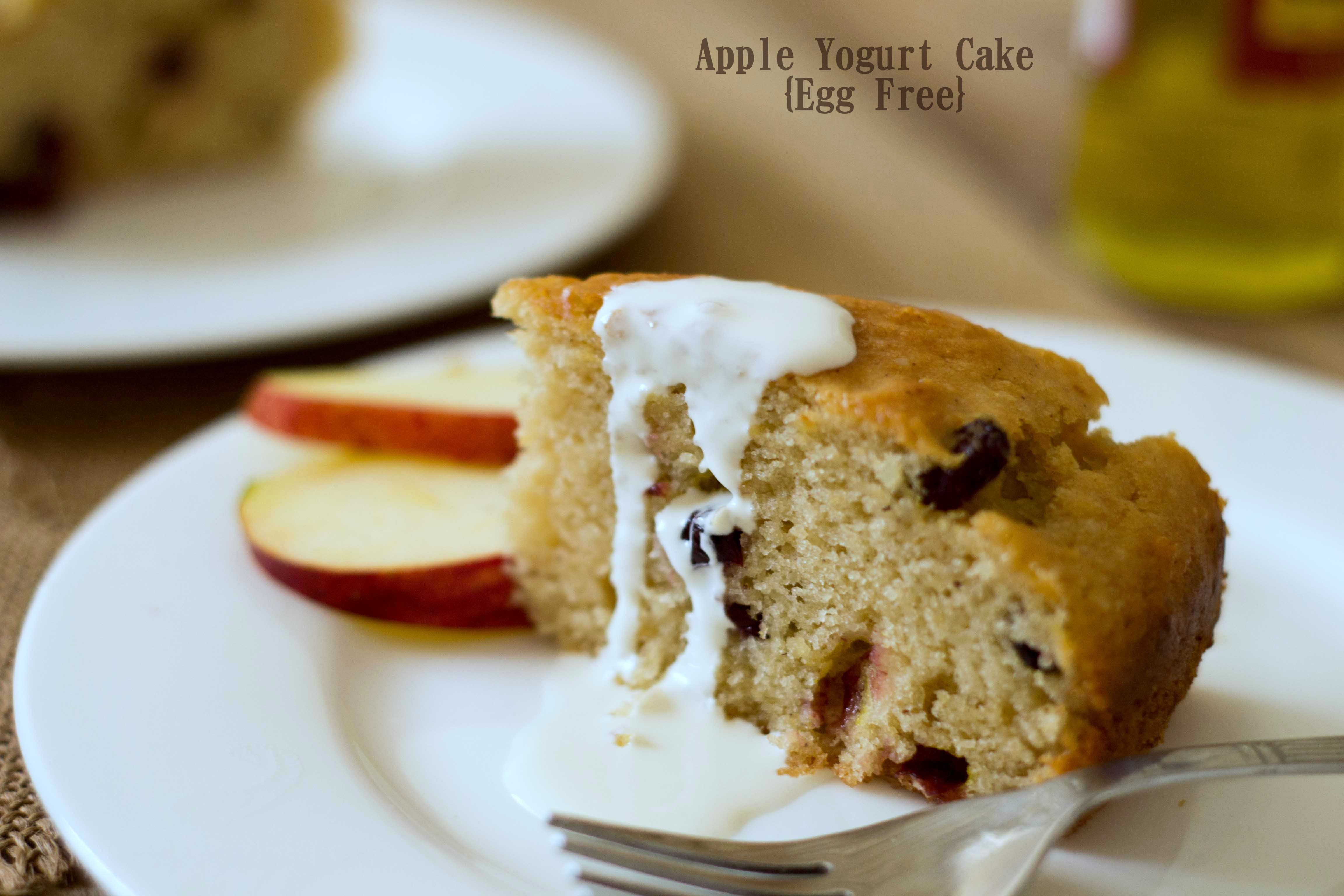 Apple Yogurt Cake The White Ramekins