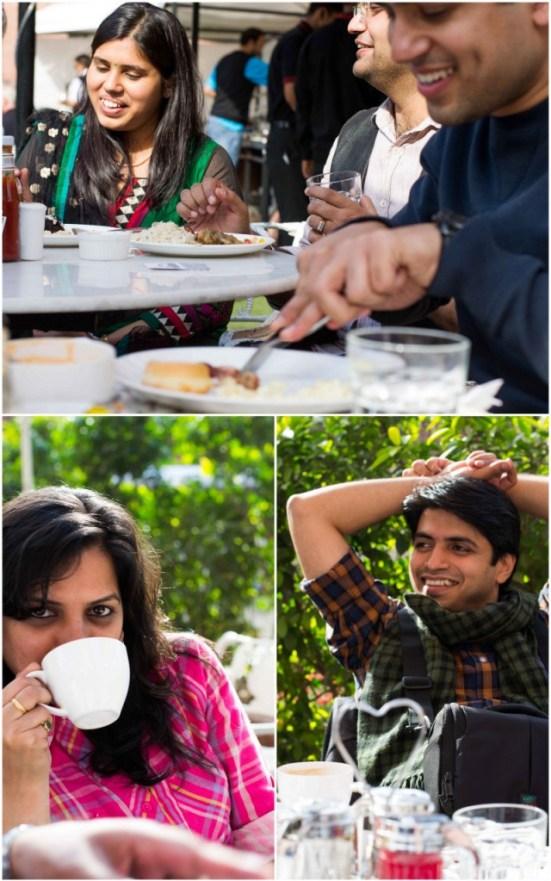 Saturday Brunch @ All American Diner India Habitat Center 2