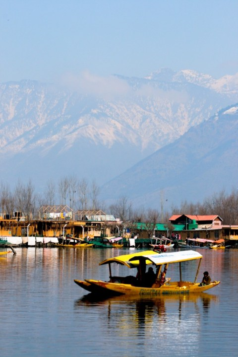Dal Lake, Sri Nagar