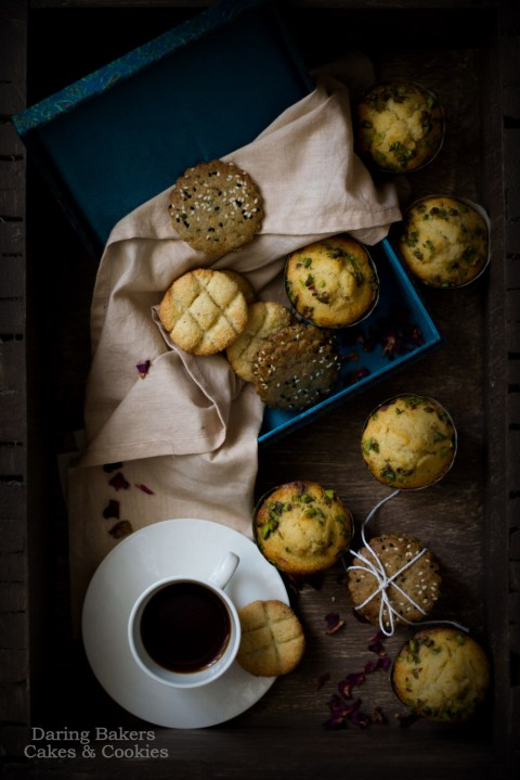 Mawa Cake Daring Bakers