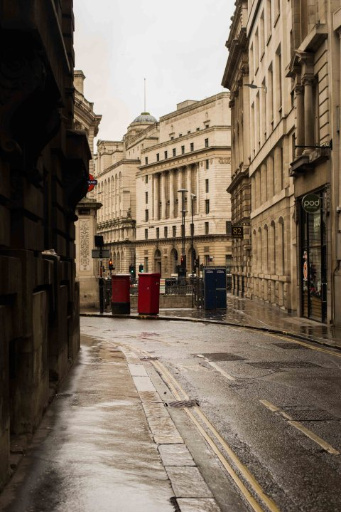 central london alley