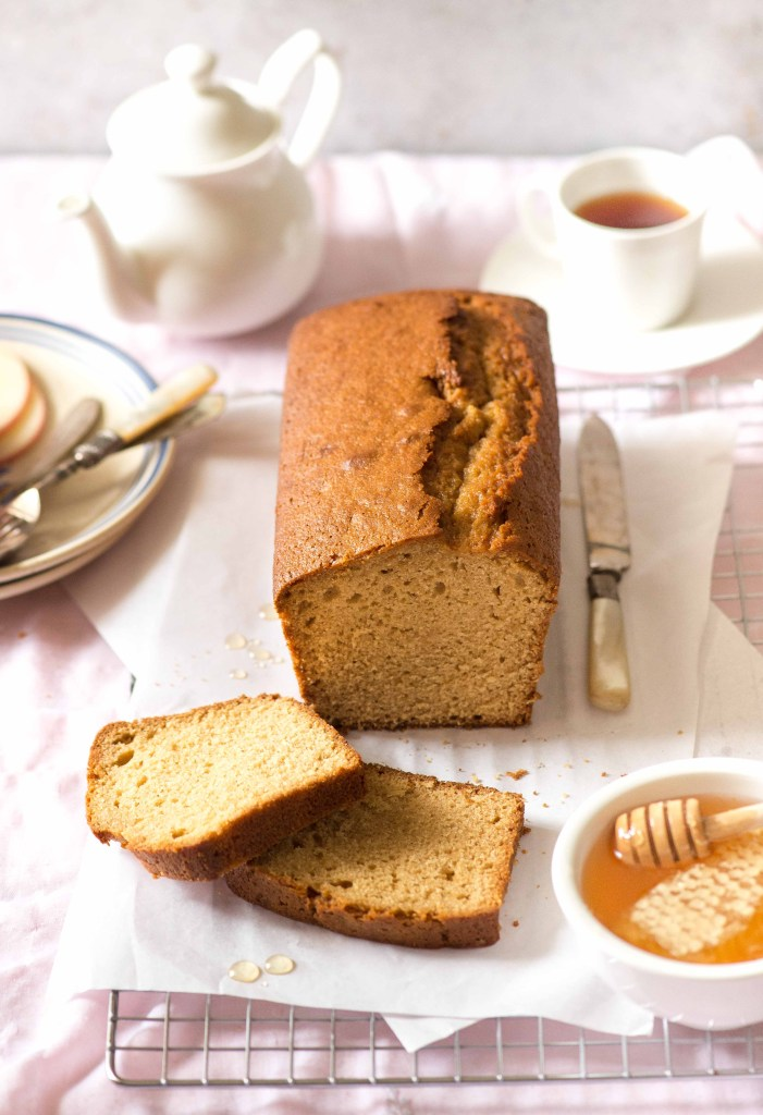 whole wheat honey tea bread