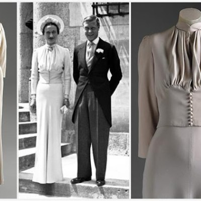 Royal Wedding Gowns from Past to Present