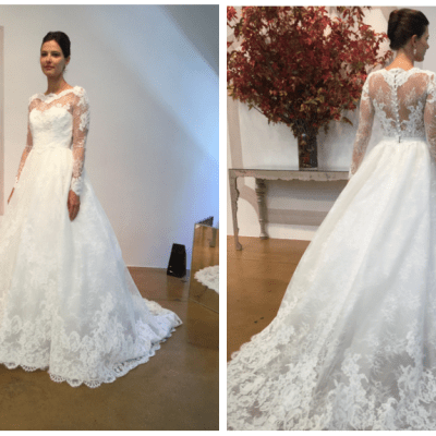 New York City Bridal Market 2015
