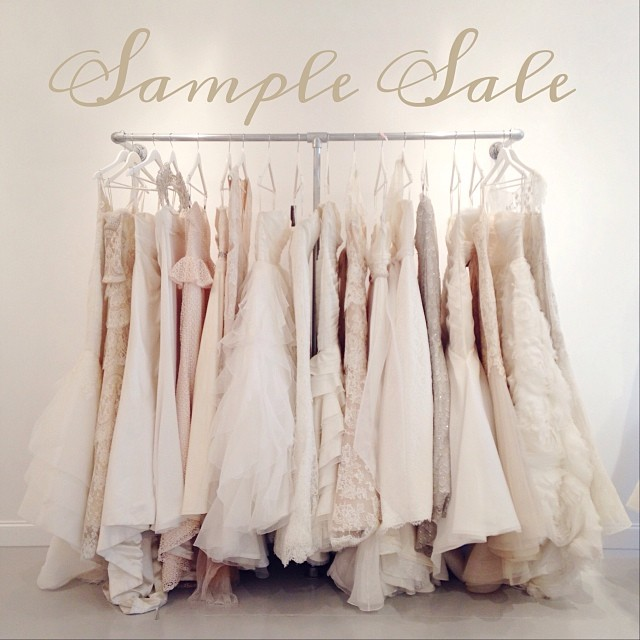 Sample Sale Shopping 101