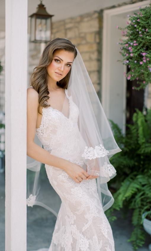 Toni Federici Bridal Veil